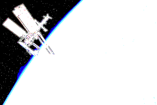 ISS_and_Endeavour_EV+11